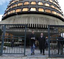 Tribunal Constitucional anula parcialmente decreto de demarcación de registros en Cataluña