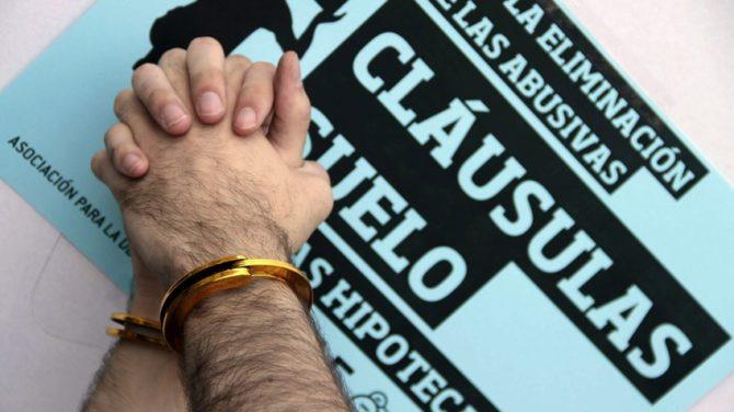 Juzgados especializados en cláusulas suelo reciben 1.986 demandas online en una semana