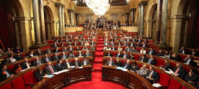 El Parlament aprueba la renta garantizada por unanimidad