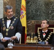 Lesmes pide nueva arquitectura judicial y nueva Ley de Enjuiciamiento Criminal