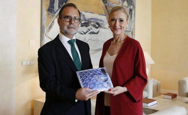 Presidente del TSJ de Madrid anuncia la publicación 'la Memoria 2016'