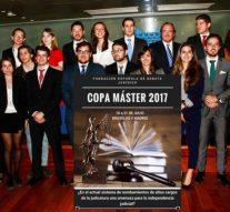 Parlamento Europeo celebra la Copa Máster del Debate Judicial
