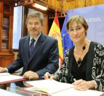 El Ministerio de Justicia y Abogacía firman acuerdo para agilizar las nacionalizaciones