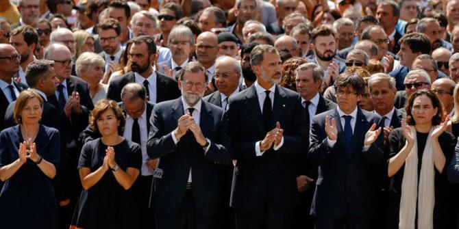 La Abogacía Española condena firmemente los atentados de Cataluña