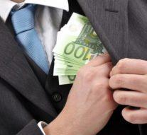 La Fiscalía exige que sea un delito el enriquecimiento injustificado