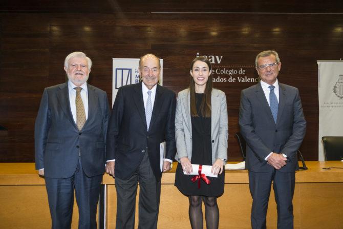 El ICAV celebra el XX Premio de Estudios Jurídicos de Fundación Broseta
