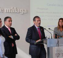 Icamalaga firma convenio con Marbella para personas en riesgo de desahucio