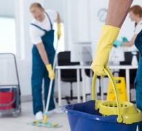 Cómo garantizar la seguridad en la limpieza de oficinas y despachos de abogados