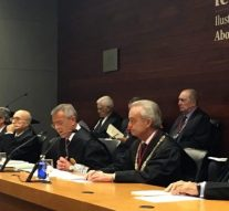 Francisco de Paula Blasco es recibido como académico por Real Academia Valenciana de Jurisprudencia