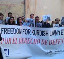 Abogacía europea denuncia la situación de los abogados amenazados