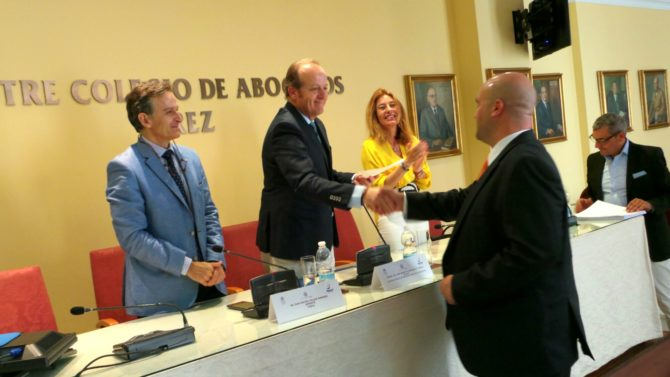La Fundación Forum Astense del Colegio de Jerez cumple ocho años