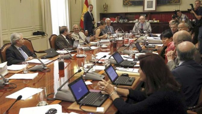 CGPJ estudia situación de magistrados que superaron pruebas convocadas en 2011