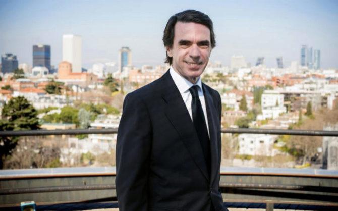 Latham & Watkins contrata al expresidente del Gobierno José María Aznar
