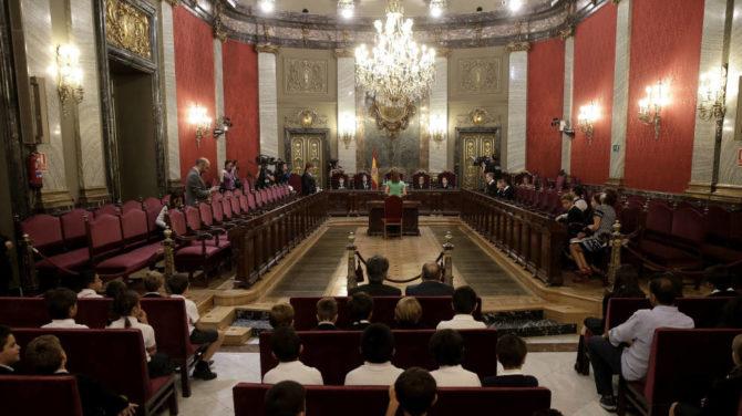 CGPJ aprueba las ternas a tres plazas de magistrado del Tribunal Supremo