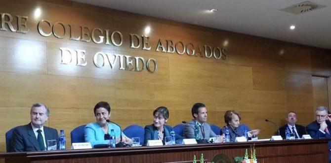 Colegio de Abogados de Oviedo crea la marca 'ICA Oviedo Colegiado'