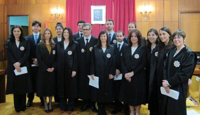 Las mujeres alcanzan el 53,2% de miembros en la Carrera Judicial