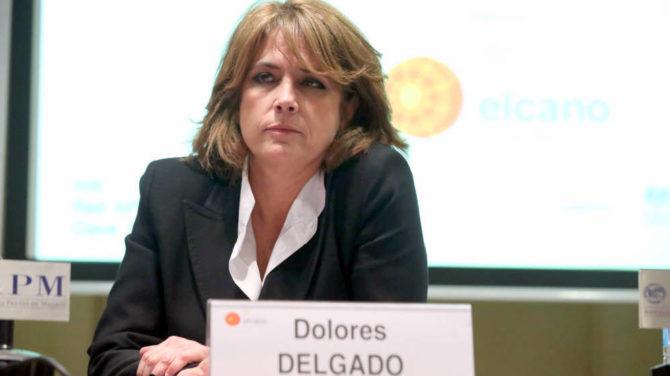 Dolores Delgado es nombrada nueva ministra de Justicia en España