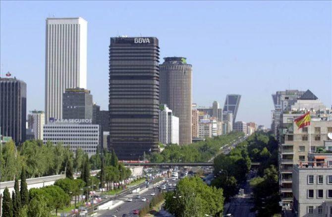 Grant Thornton se muda a la antigua torre BBVA en Madrid