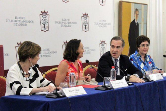 Colegio de Abogados de Madrid celebra el Día de la Justicia Gratuita