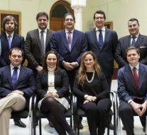 ICAS entra en la Real Academia Sevillana de Legislación y Jurisprudencia