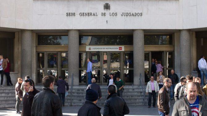 Juzgados de Plaza de Castilla comienzan una reforma completa