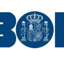 BOE publicará las circulares de la Fiscalía General del Estado