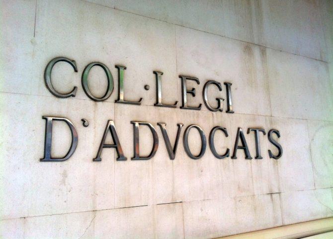 Colegio de Abogados de Sabadell necesita dos nuevos juzgados