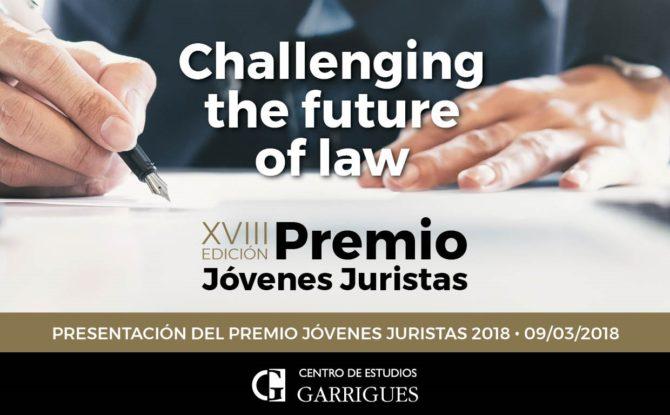 Juan Antonio Mancilla Álvarez gana la XVIII edición Jóvenes Juristas