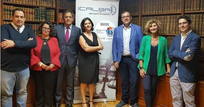 El Colegio de Abogados de Albacete organiza el encuentro 'Diálogos de la Abogacía'