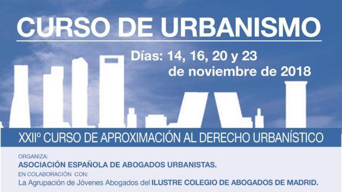 AEA Urbanistas convoca becas para el curso de Urbanismo