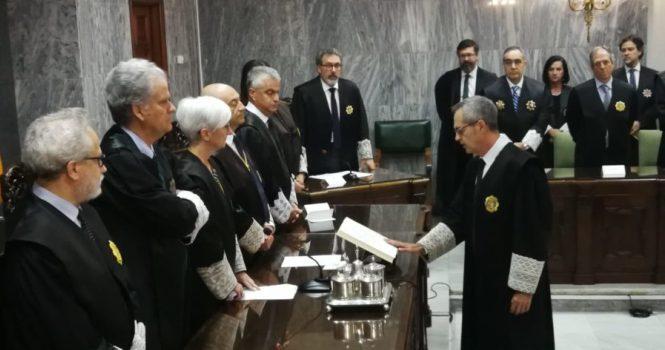 Luis del Río asumió como nuevo fiscal superior de Canarias