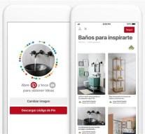 Pinterest triunfa en Bolsa con más del 25% de repunte