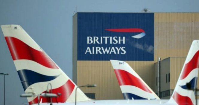 Reino Unido quiere multar a British Airways por robo de datos