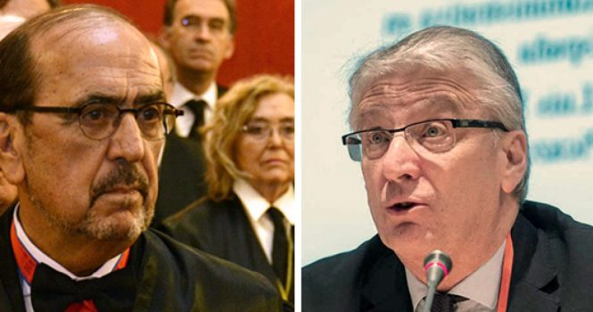 Secretaria interina, única testigo de Díez-Picazo contra Borrego