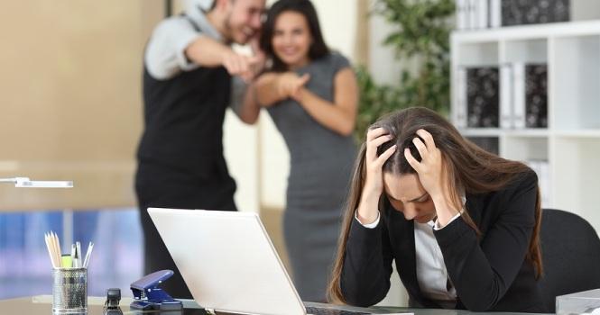 """La intimidación está """"muy presente"""" en el sector legal"""