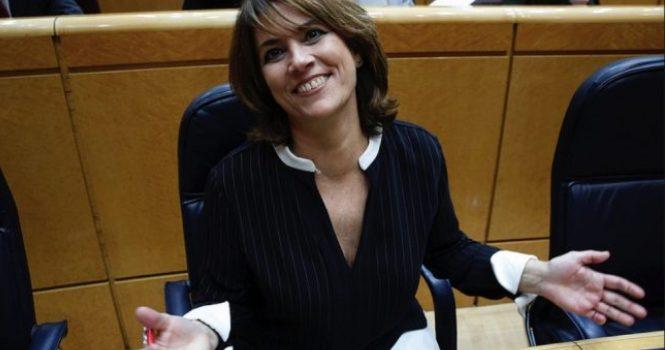 Mayoría del CGPJ aprueba a Dolores Delgado en la Fiscalía