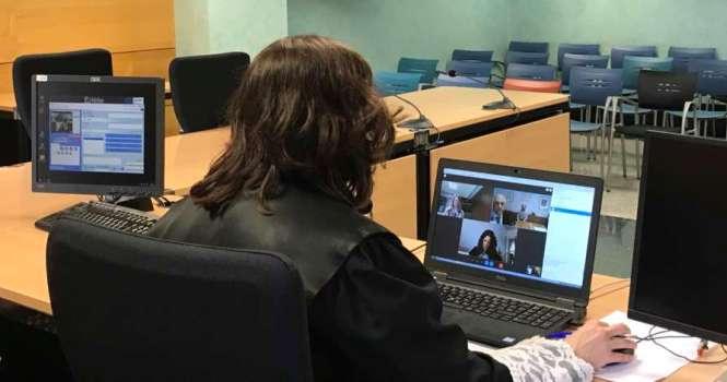 CGPJ trabaja en borrador de guía para juicios telemáticos
