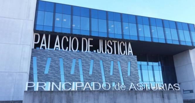 Se complica desescalada judicial en Gijón por un positivo