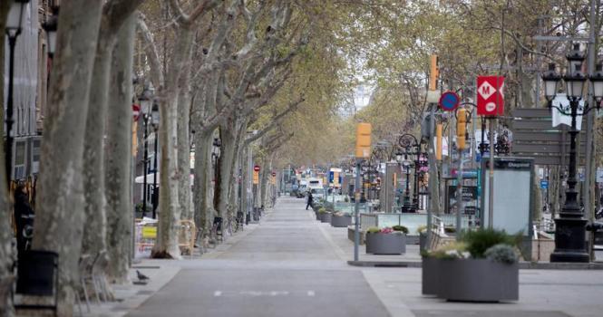Un nuevo Decreto Ley da poder a Cataluña para confinar a población