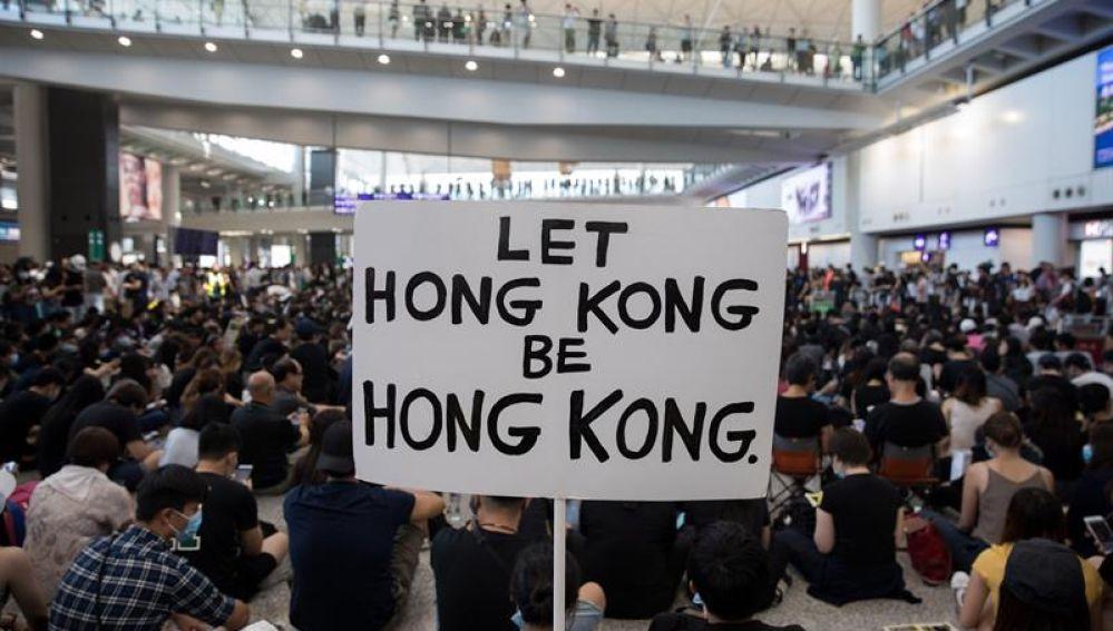 Expertos de la ONU condenan la Ley de Seguridad de Hong Kong