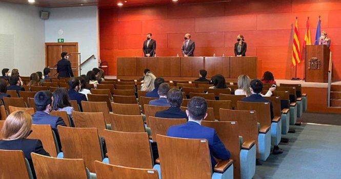CGPJ aprobó proceso de la 70 promoción de la Escuela Judicial