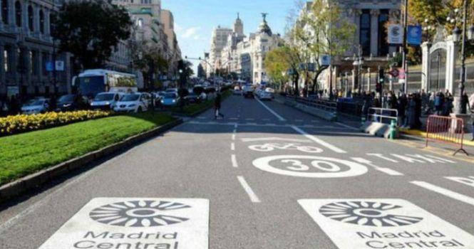 El Supremo confirma anulación de Madrid Central