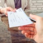 La devolución de un recibo domiciliado en el banco