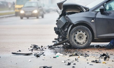 Huir en un accidente de tráfico es delito