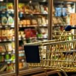 La devolución de alimentos en un supermercado