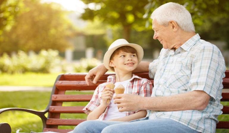 Niños al cuidado de los abuelos y problemas con la custodia