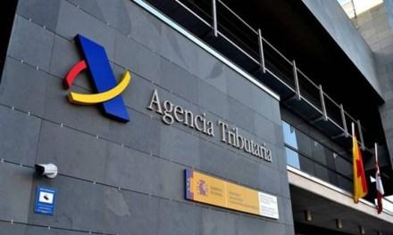 La Agencia Tributaria amplía los plazos