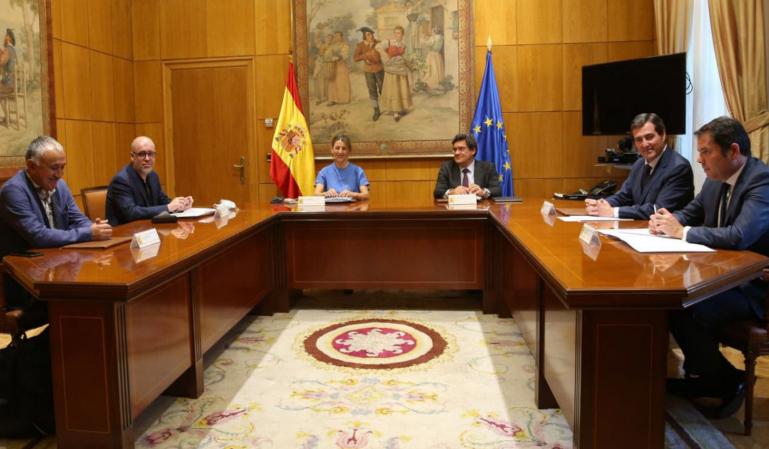 Alcanzado un acuerdo para prorrogar los ERTES hasta febrero de 2022