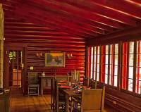 Interior Paint Colors For Log Cabins ...