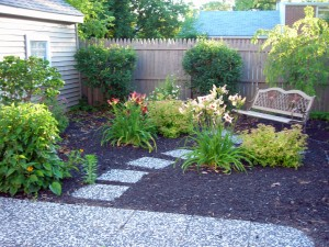 30 Stunning Backyard Landscape With No Grass – Thorplc Com